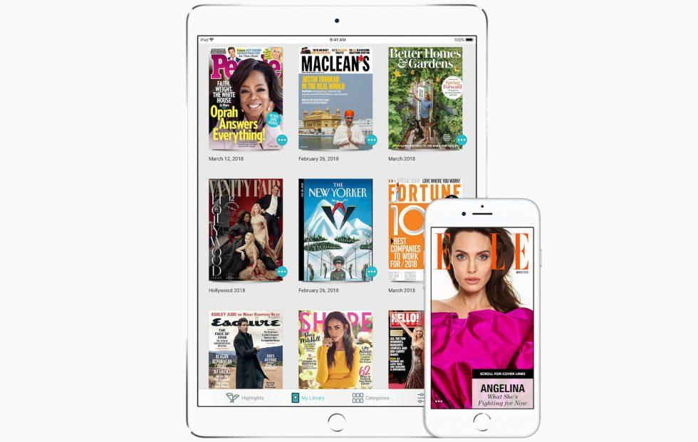 Apple buys Texture, the Netflix of magazine subscriptions