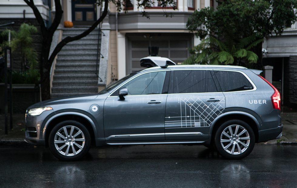 Uber self-driving car fleet benched after pedestrian death