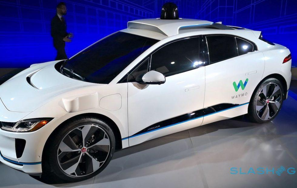 Waymo's self-driving Jaguar is the luxe autonomy needs