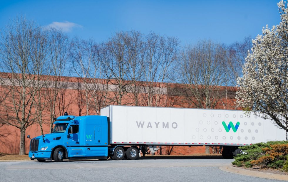 Waymo's self-driving tech spreads to semi trucks