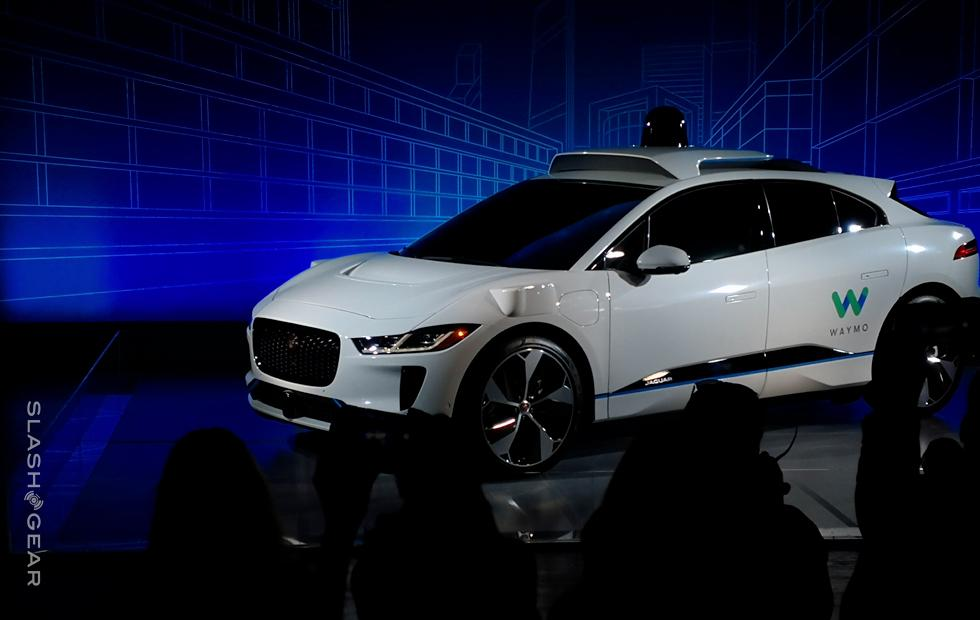 Waymo Jaguar I-Pace delivering 20k self-driving vehicles in the next 2 years
