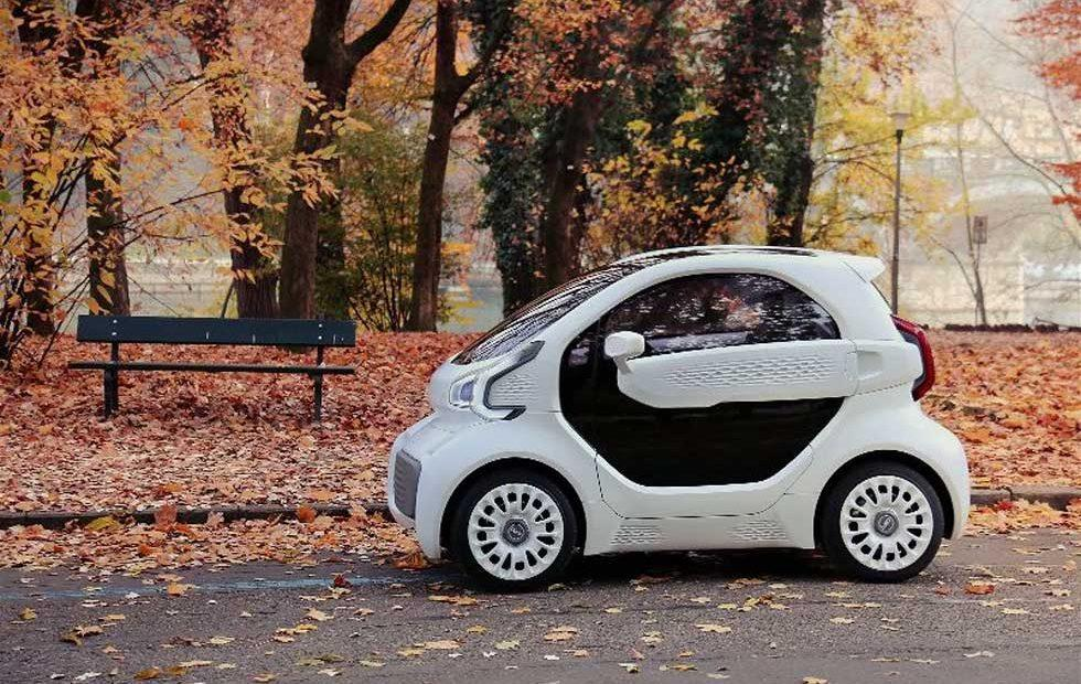 LSEV to be first mass produced 3D printed car