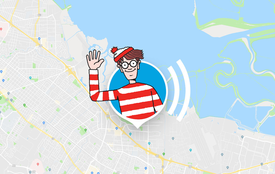 Where's Waldo? invades Googles Maps for April Fools' Day