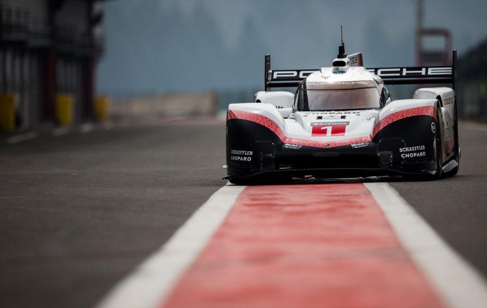 Porsche unshackled its 919 Hybrid and beat an F1 car - SlashGear
