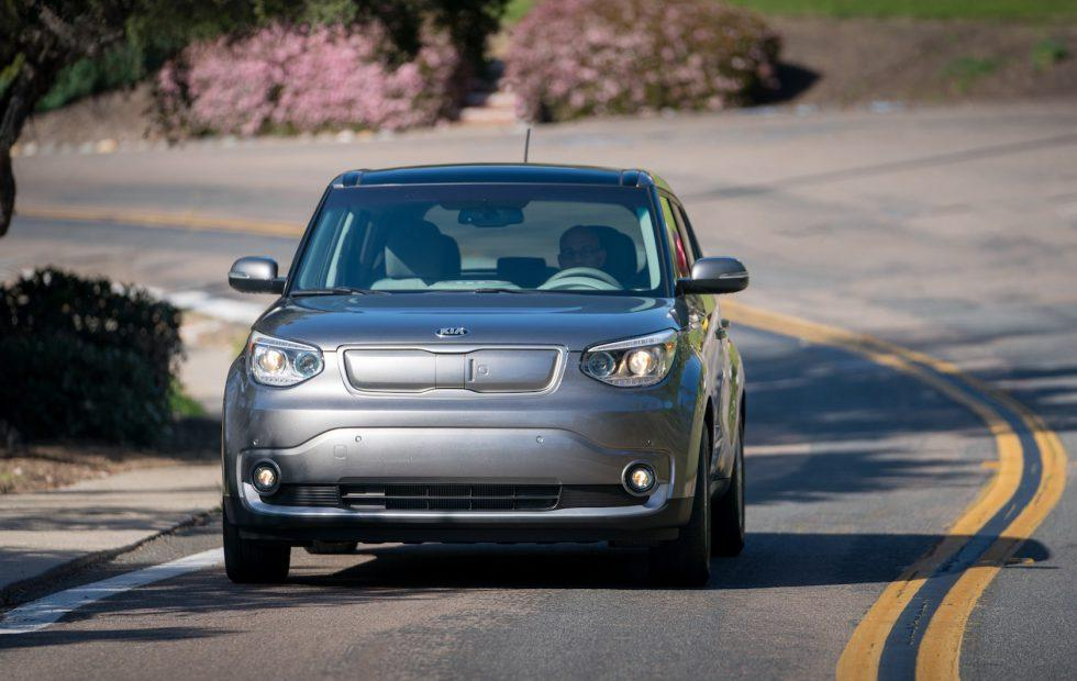 This wireless-charging Kia Soul EV imagines life without cables
