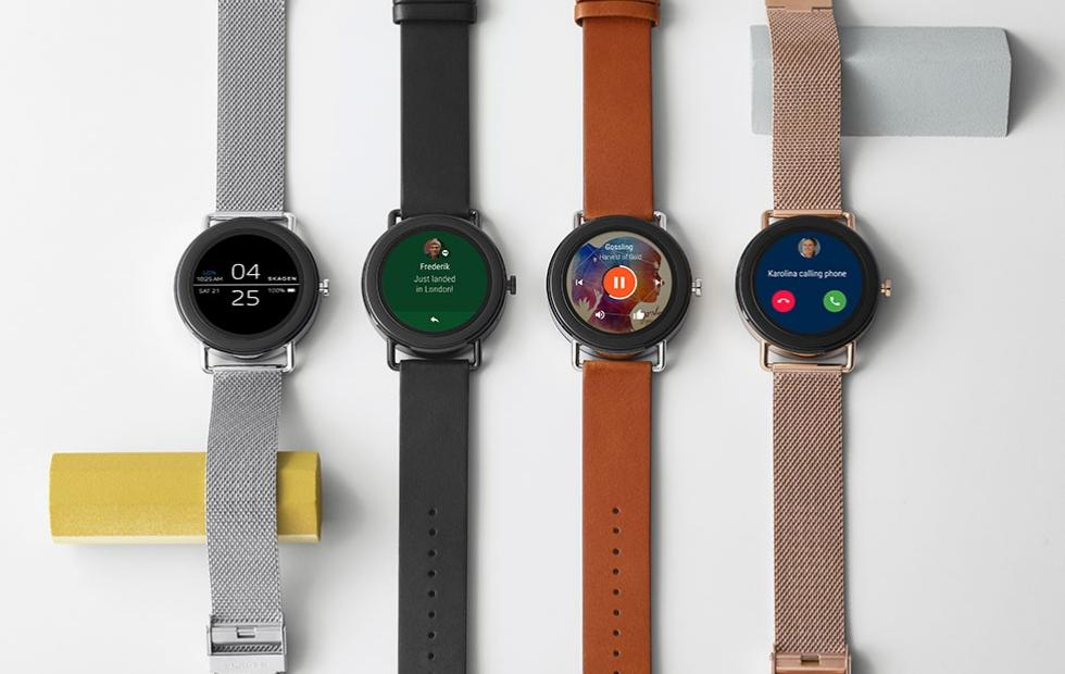 Skagen Falster puts Wear OS in a small package