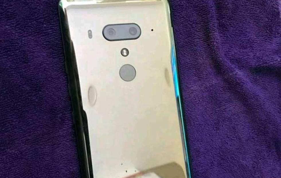HTC U12+ leaked hands-on photos offer some relief