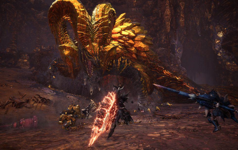 monster hunter world kulve taroth update
