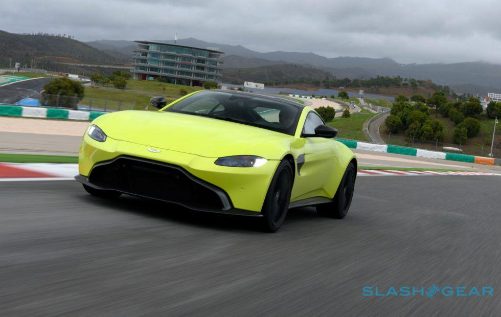 2019 Aston Martin Vantage first drive: The Porsche hunter