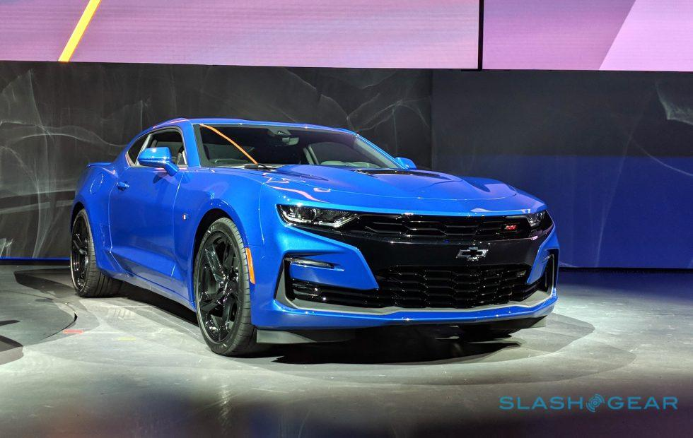 This is the 2019 Camaro: Turbo 1LE, controversial 455hp SS, more