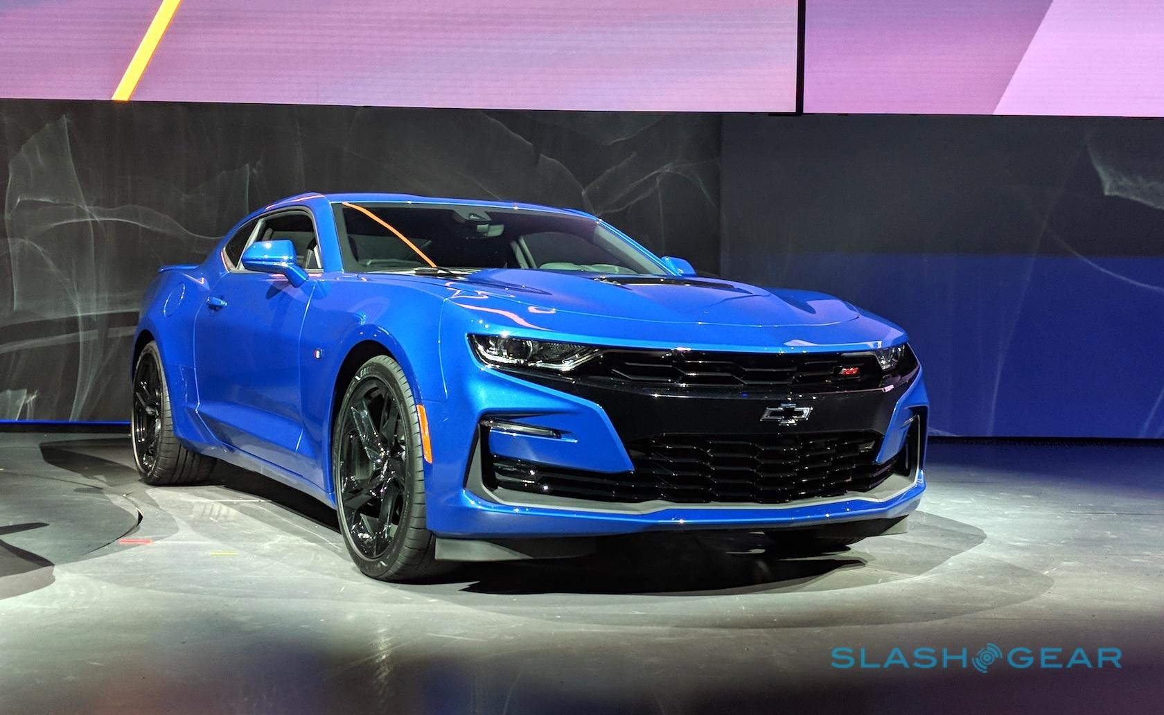 This is the 2019 Camaro: Turbo 1LE, controversial 455hp SS ...