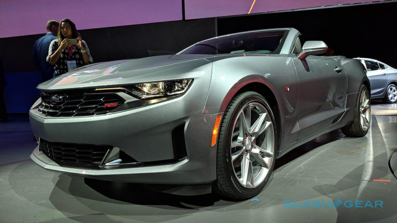 This is the 2019 Camaro: Turbo 1LE, controversial 455hp SS