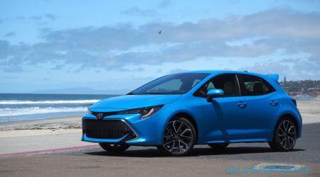 2019 Toyota Corolla Hatchback Gallery