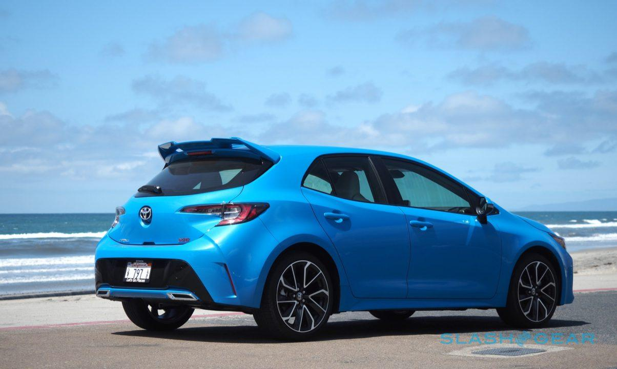 2019 Toyota Corolla Hatchback first drive: Doubling-down on surprise