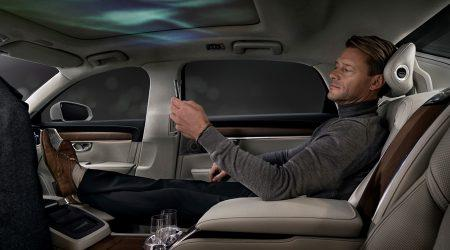 Volvo S90 Ambience Concept Gallery