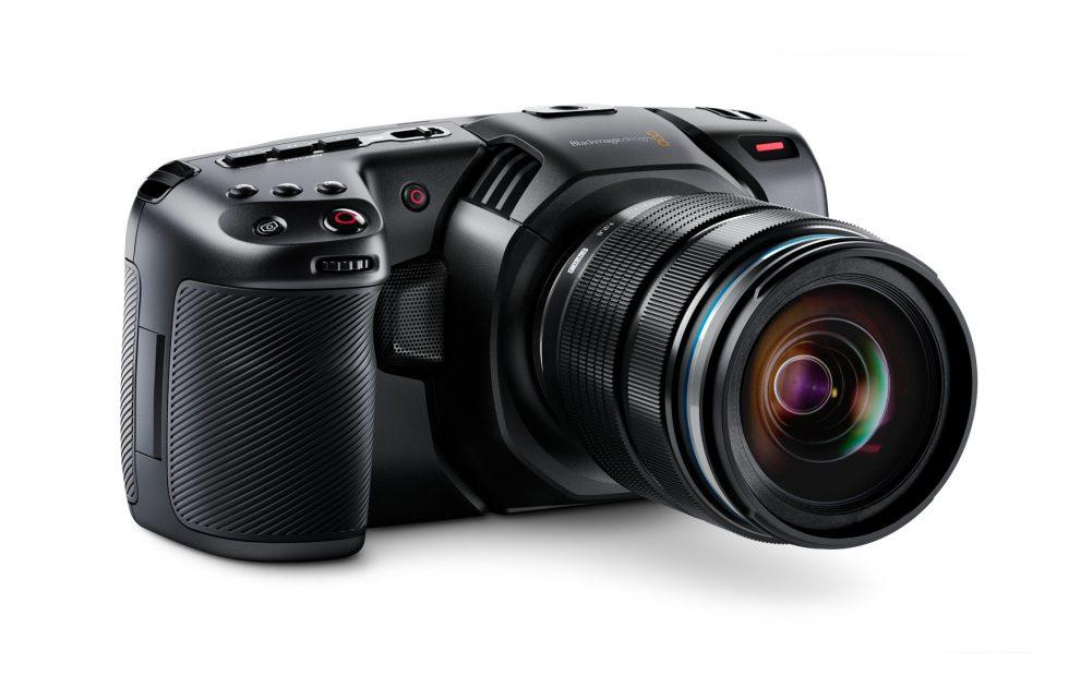 Blackmagic Pocket Cinema Camera 4K can record direct to external SSD