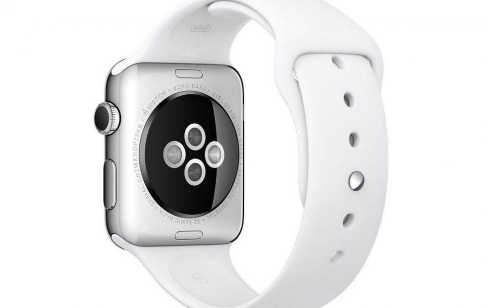 Apple hit with patent lawsuit over Apple Watch's heart rate sensor