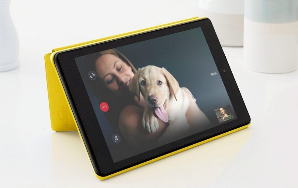 Alexa hands-free comes to Amazon's Fire 7 and Fire HD 8