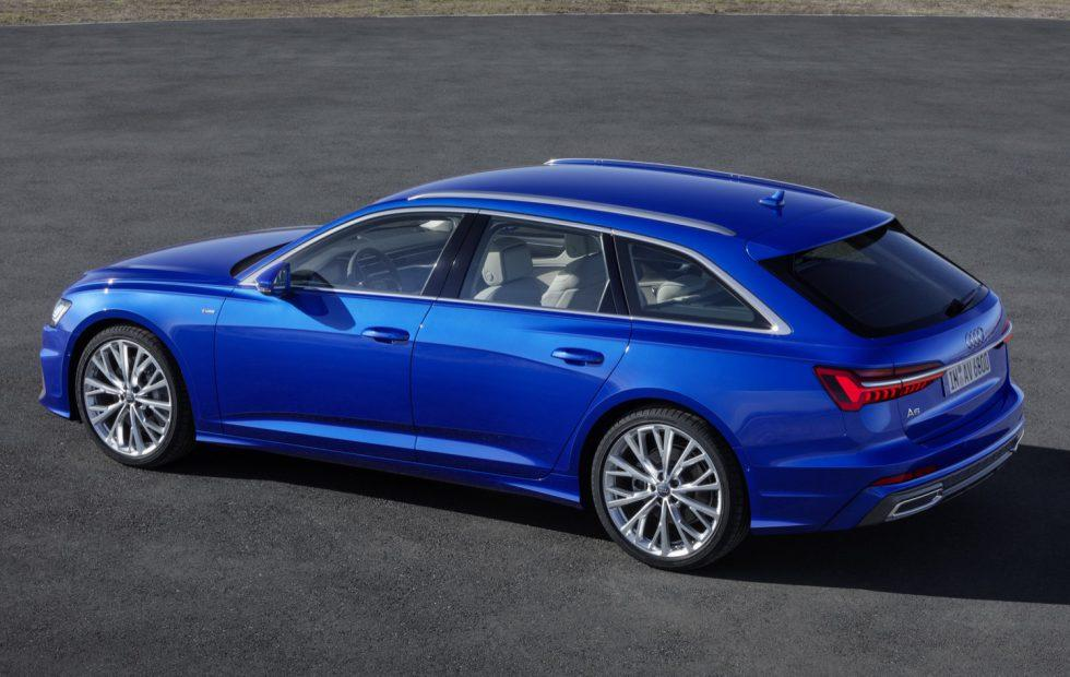 2019 Audi A6 Avant 5 Things You Should Know Slashgear