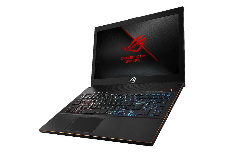 ASUS ROG Zephyrus M uses expanding case for full-power GPU