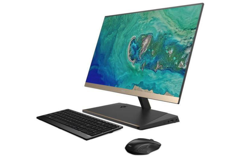 Acer Aspire S24 slimline AIO still finds space for wireless charging