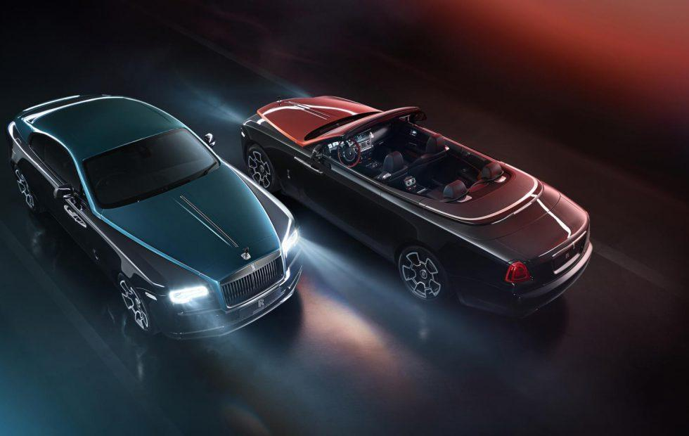 Rolls-Royce Adamas collection includes 40 Wraiths and 30 Dawns