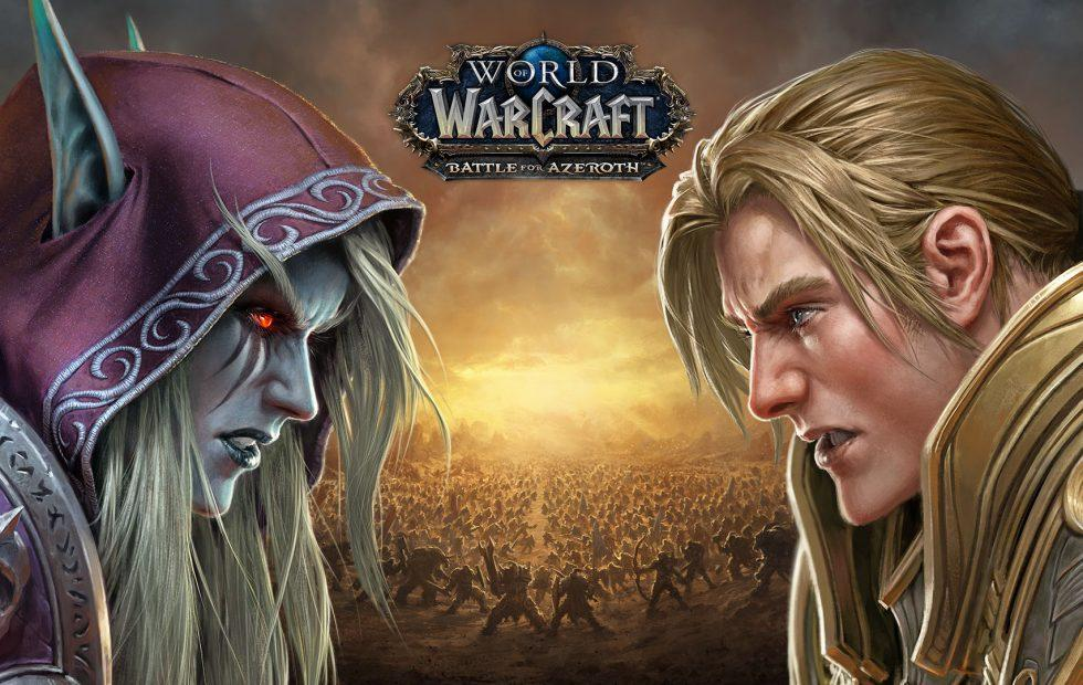 World of Warcraft: Battle for Azeroth release date and special editions revealed