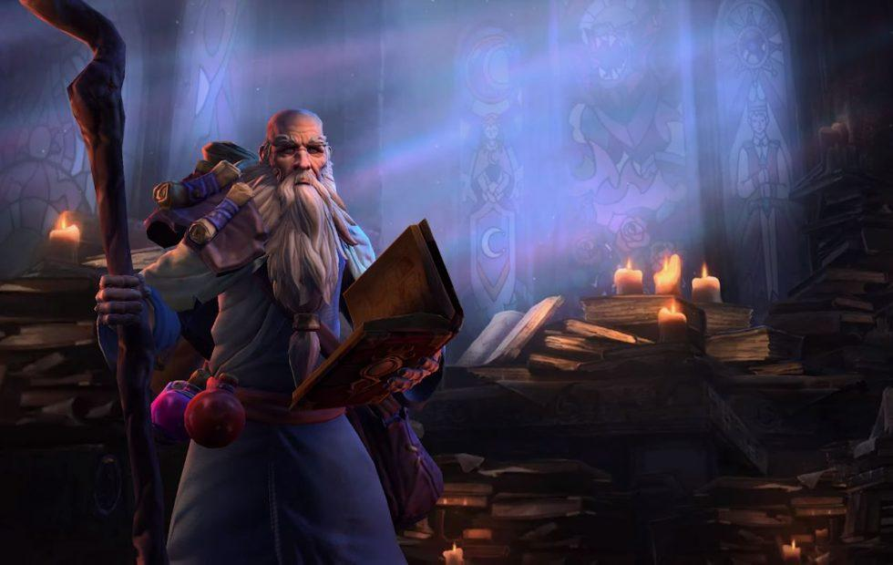 Diablo's Deckard Cain is coming to Heroes of the Storm (yes, really)