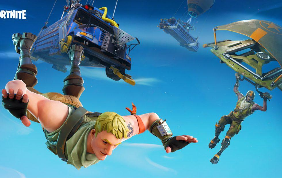 Fortnite update 3.5 has great news for bad builders