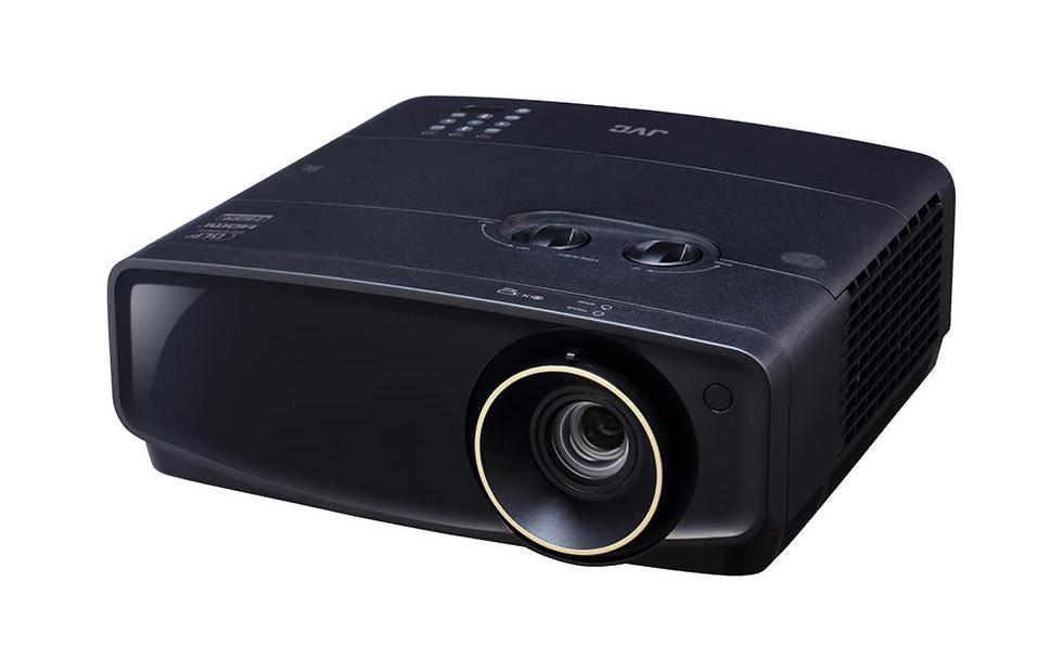 JVC LX-UH1 DLP projector brings 4K and HDR to home theaters