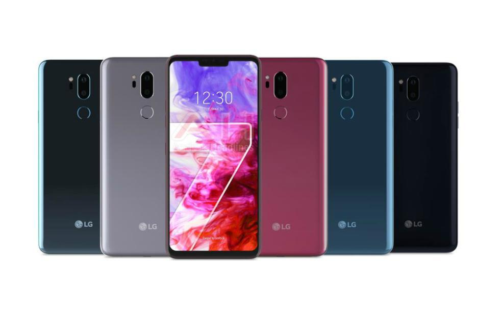 LG G7 ThinQ details continue to flow