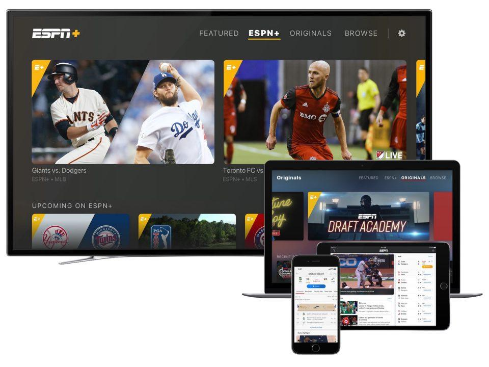 ESPN+ launches: Live and on-demand sports for cord-cutters