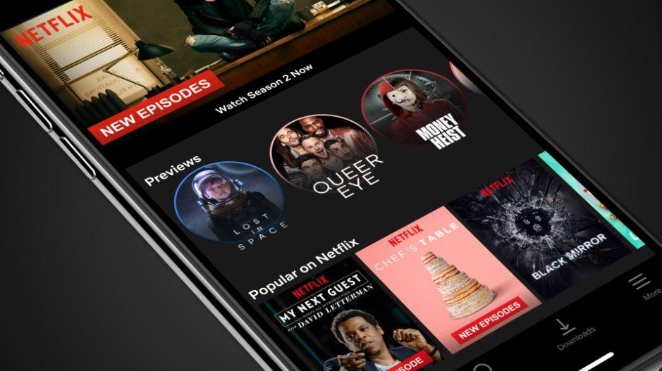 Netflix mobile previews roll out today on iOS