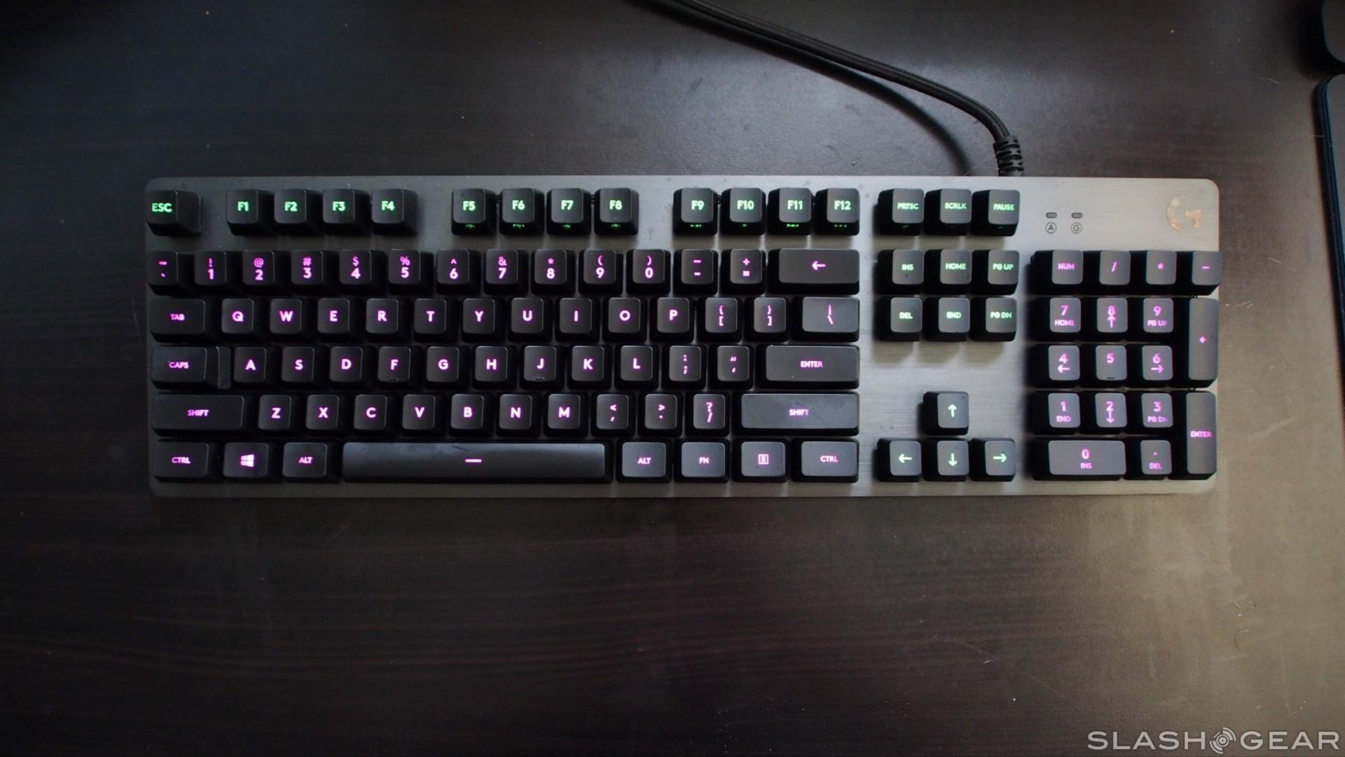 Logitech G513 Review: A great (but expensive) keyboard for