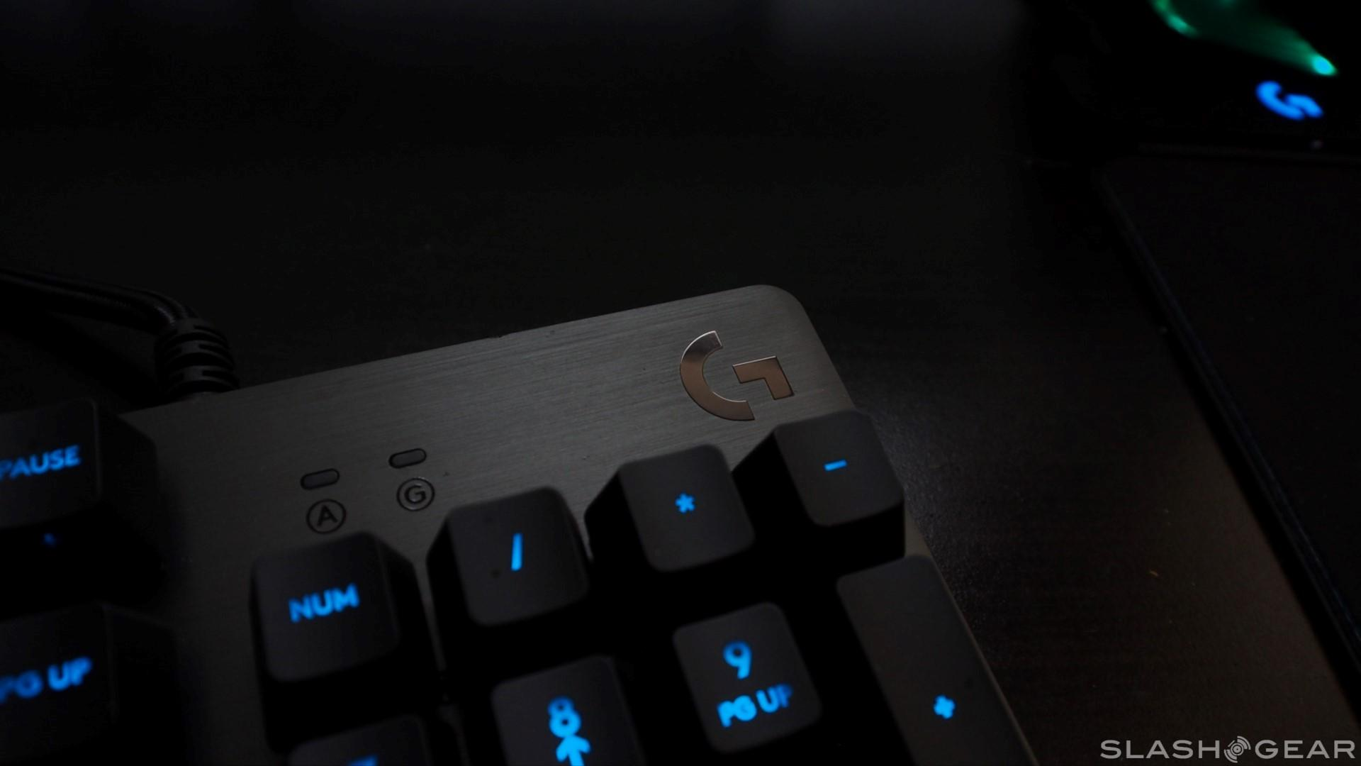 Logitech G513 Review: A great (but expensive) keyboard for the RGB