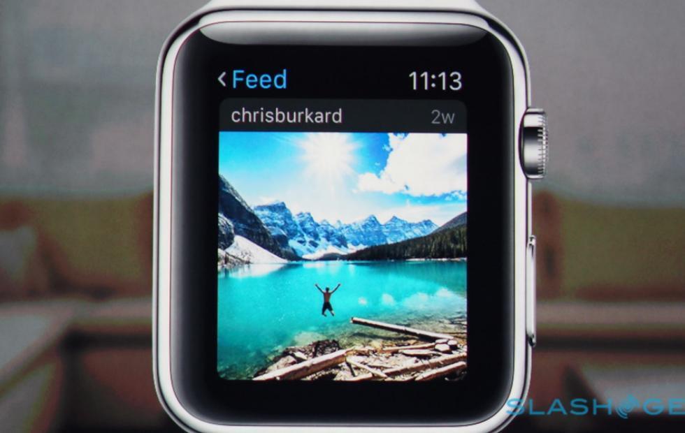 Instagram Apple Watch app is gone in latest update