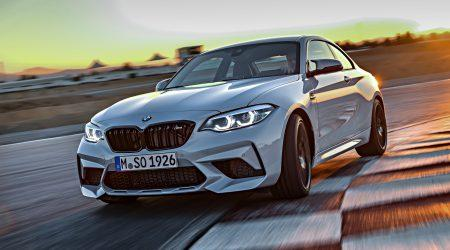 2019 BMW M2 Competition Gallery