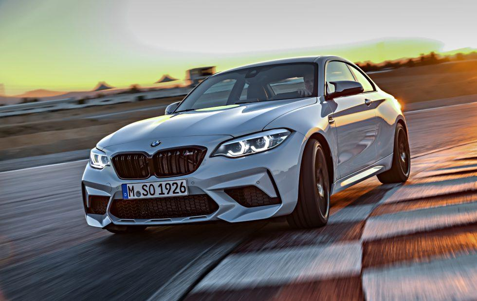 2019 Bmw M2 Competition Gallery Slashgear
