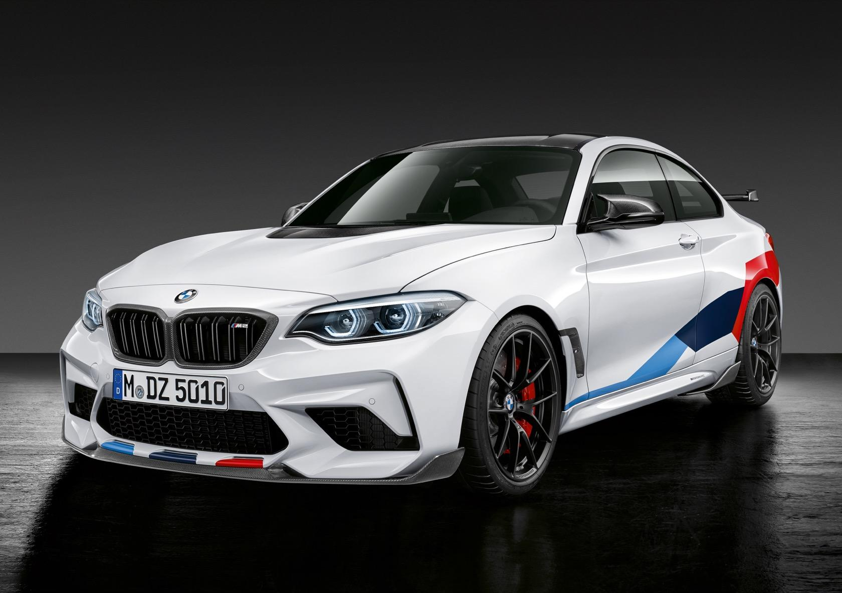 The 2019 Bmw M2 Competition S Official M Parts Look Must