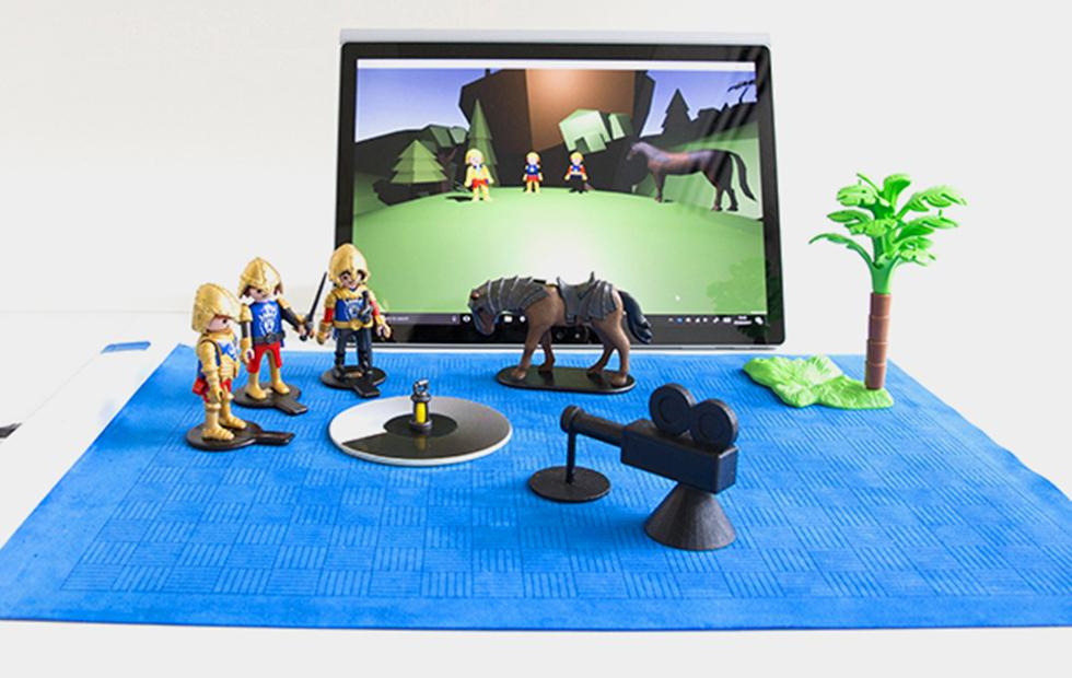 Microsoft's Project Zanzibar could do for toys what multitouch did for smartphones