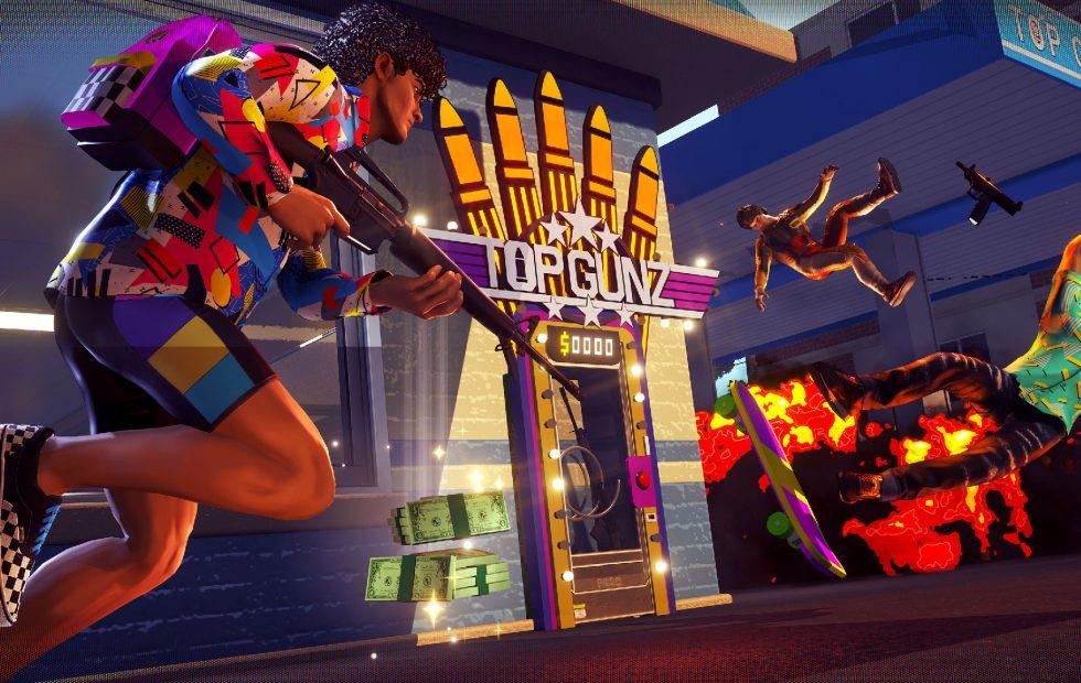 Radical Heights is now live to challenge Fortnite and PUBG