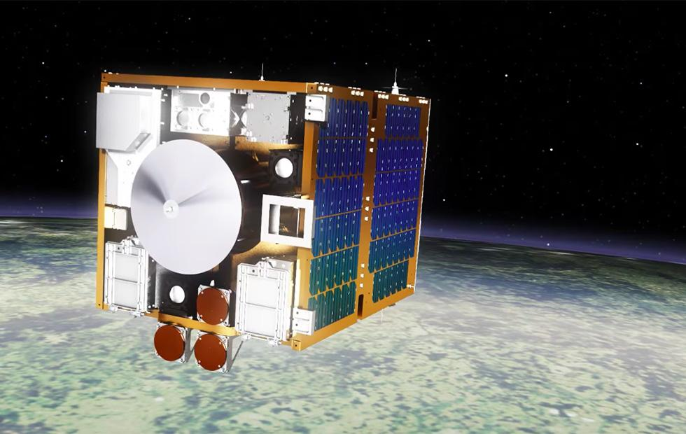 RemoveDEBRIS mission uses nets, harpoons to take down space junk