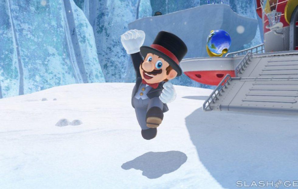 Super Mario Odyssey discounted in big Best Buy game sale