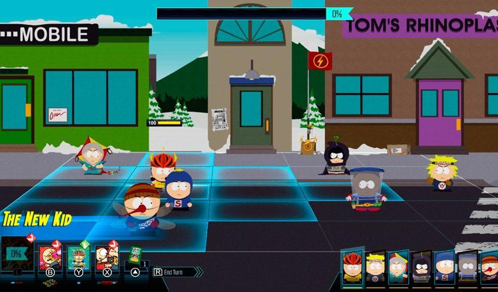 Nintendo Switch owners can head on down to South Park this week