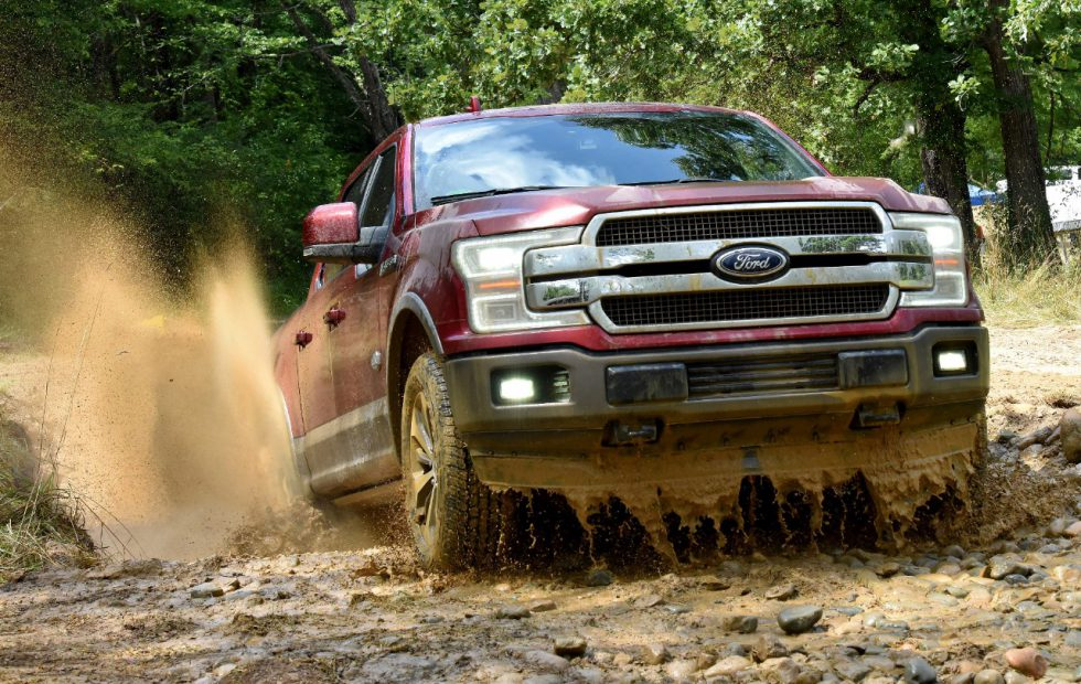 Ford F 150 And Explorer Recall Almost 350k At Rollaway Risk
