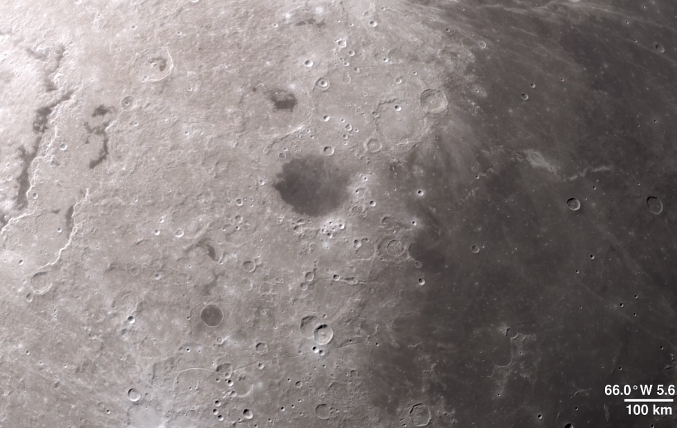 Our moon in 4K: YouTube has a new best high-res video