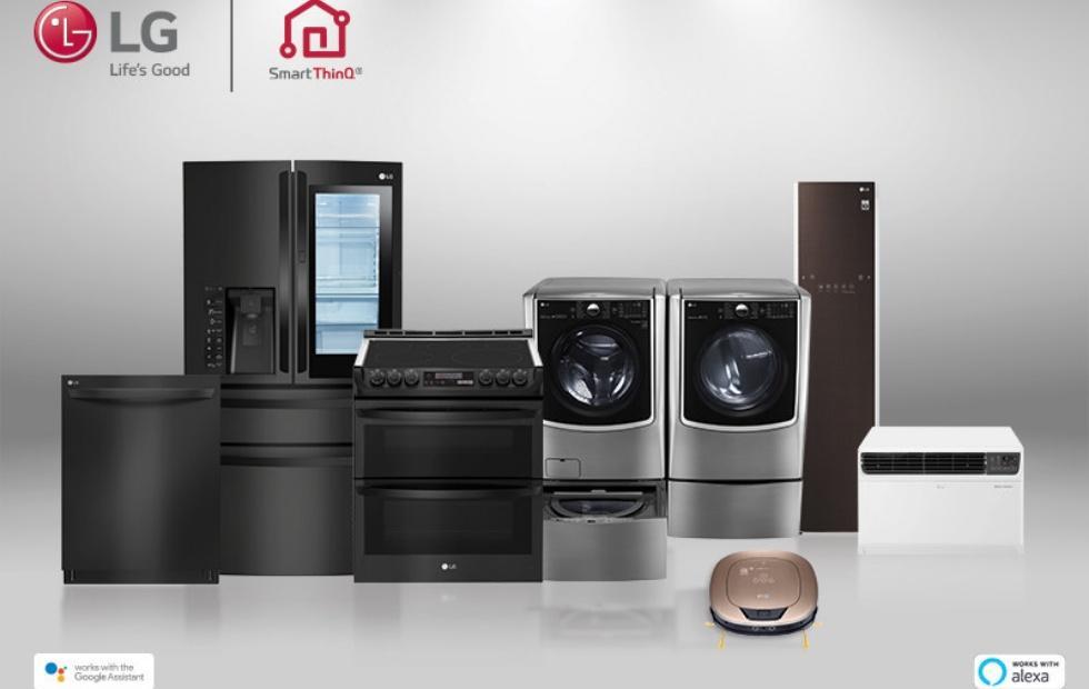 LG SmartThinQ appliances now speak with Amazon Alexa - SlashGear