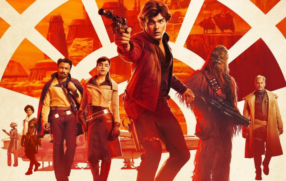 Solo: A Star Wars Story trailer hints at a heist gone wrong