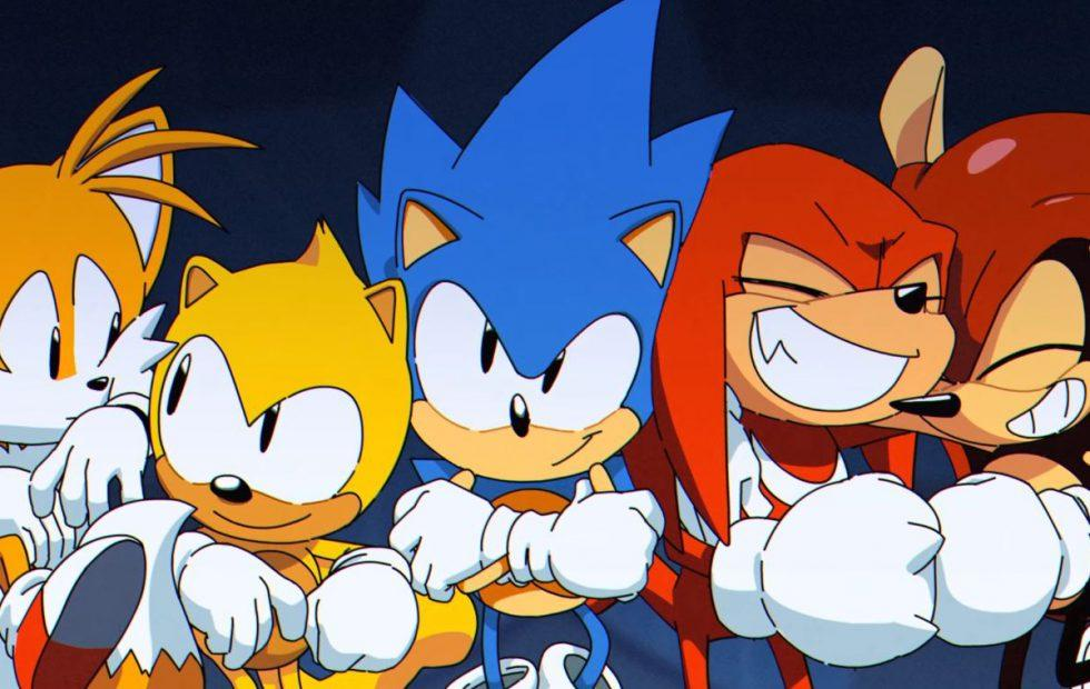 Sonic Mania Plus release date revealed with a snazzy new
