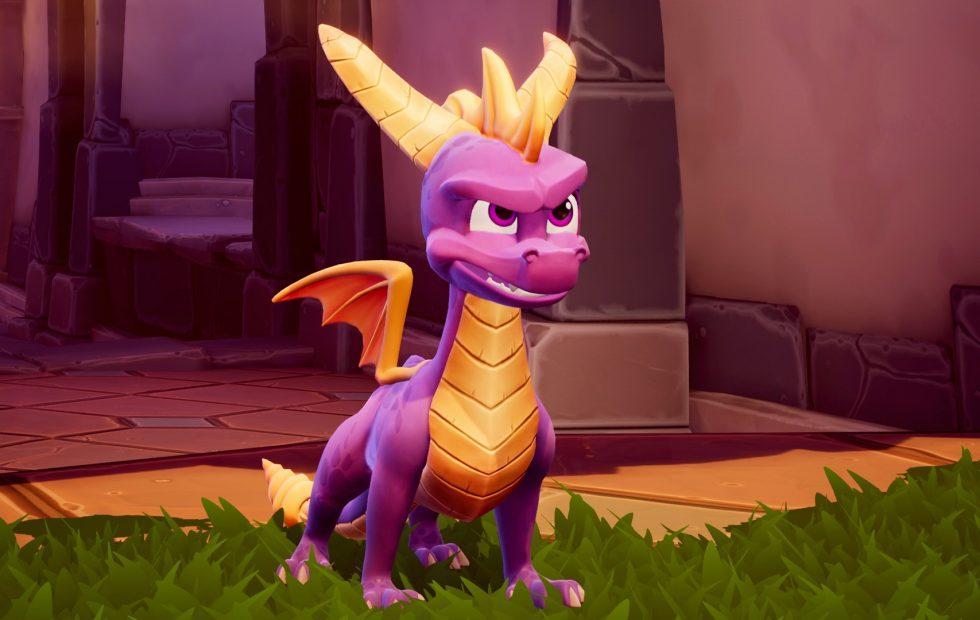 Spyro Reignited Trilogy confirmed for Xbox One and PS4